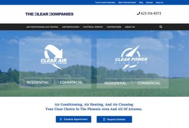 Clear Companies Website