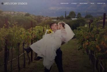 Life's Story Studios Website